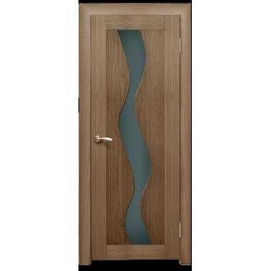 Одностворчатые двери «Волна»