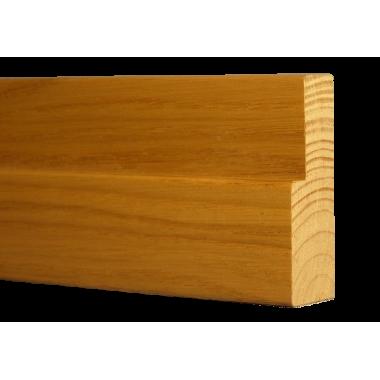 Дверной короб  30мм шпонированный натуральным дубом