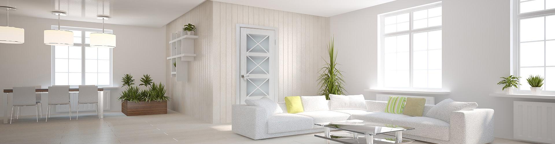 двери в интерьере (Классик)